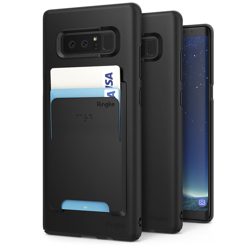 samsung galaxy note 8 ringke slim case case black