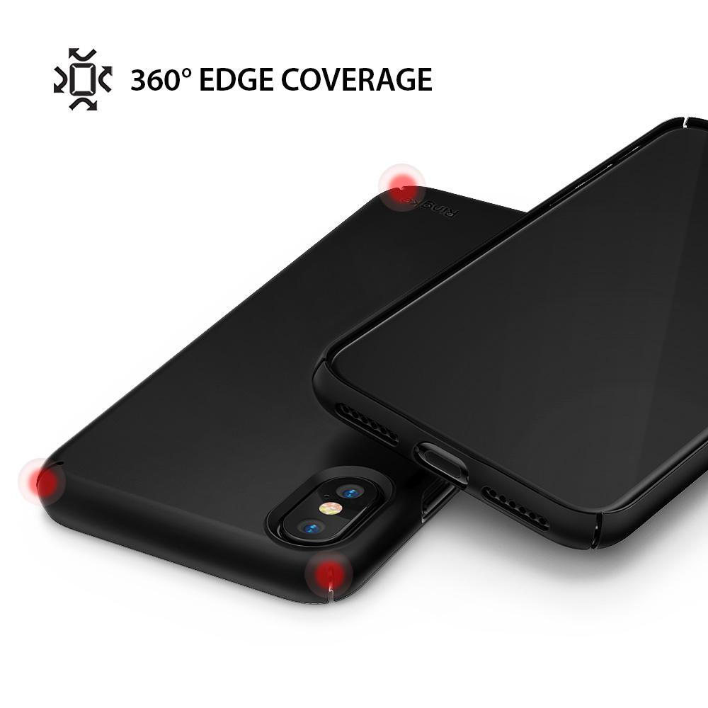 ringke slim slot for iphone x case cover main 360 coverage