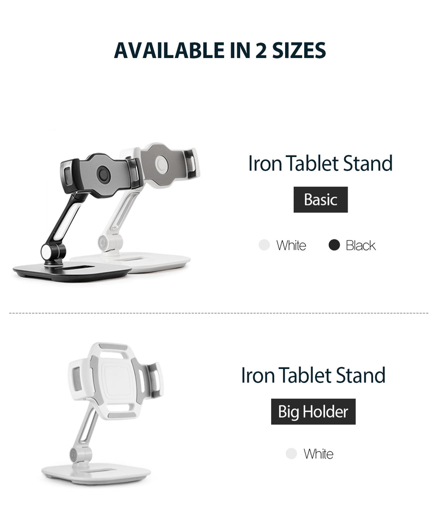 Iron Tablet Stand