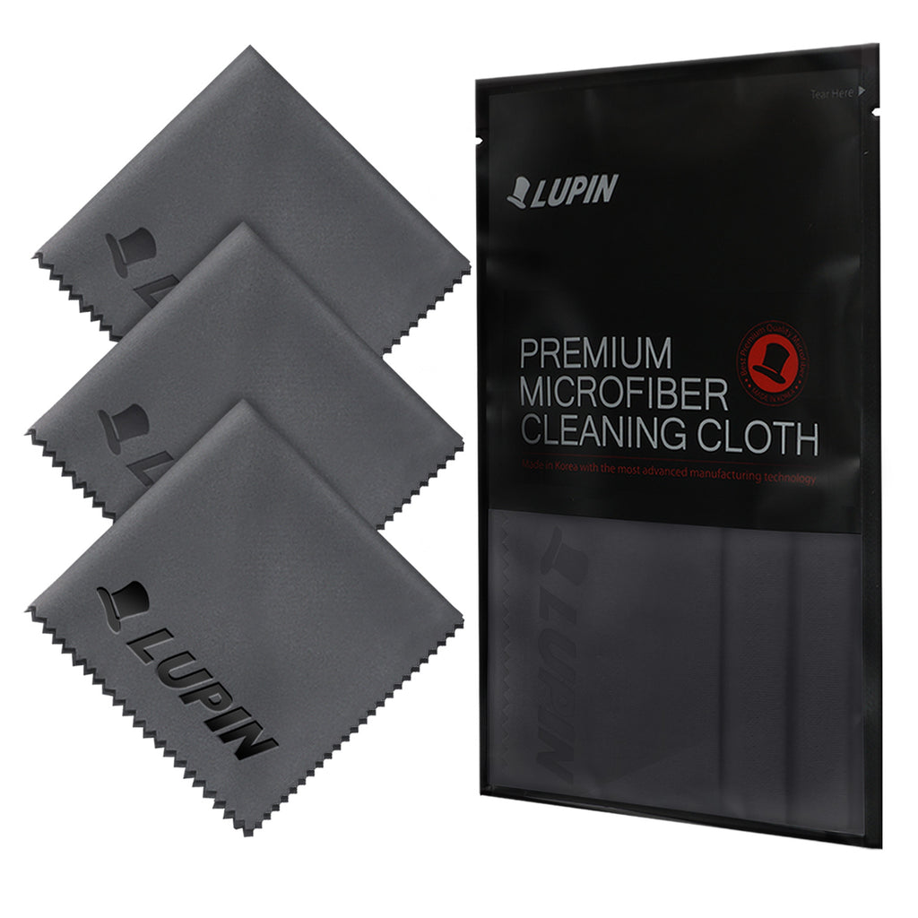 lupin microfiber cleaning cloths