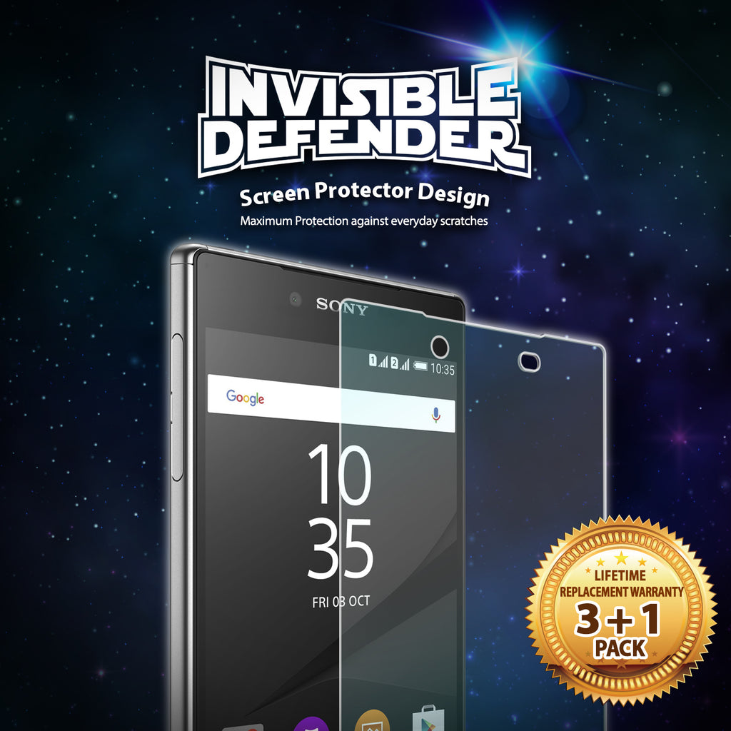 ringke invisible defender for sony xperia z5 compact
