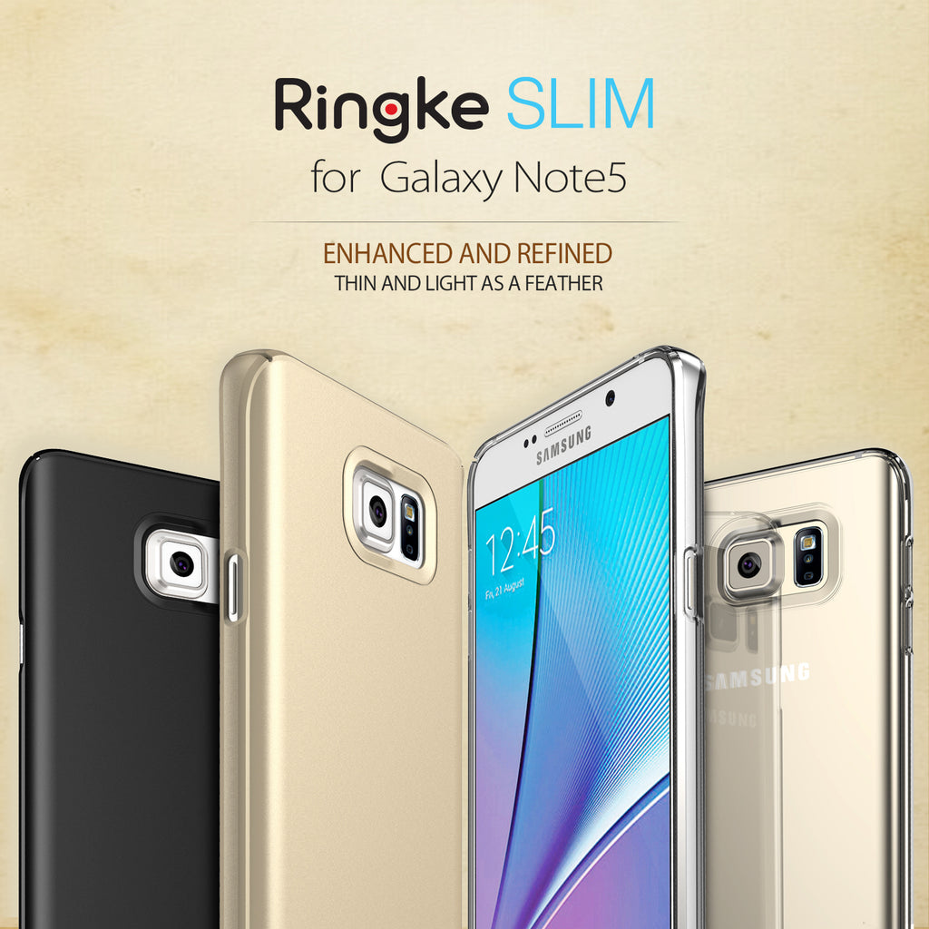 ringke slim designed for samsung galaxy note 5