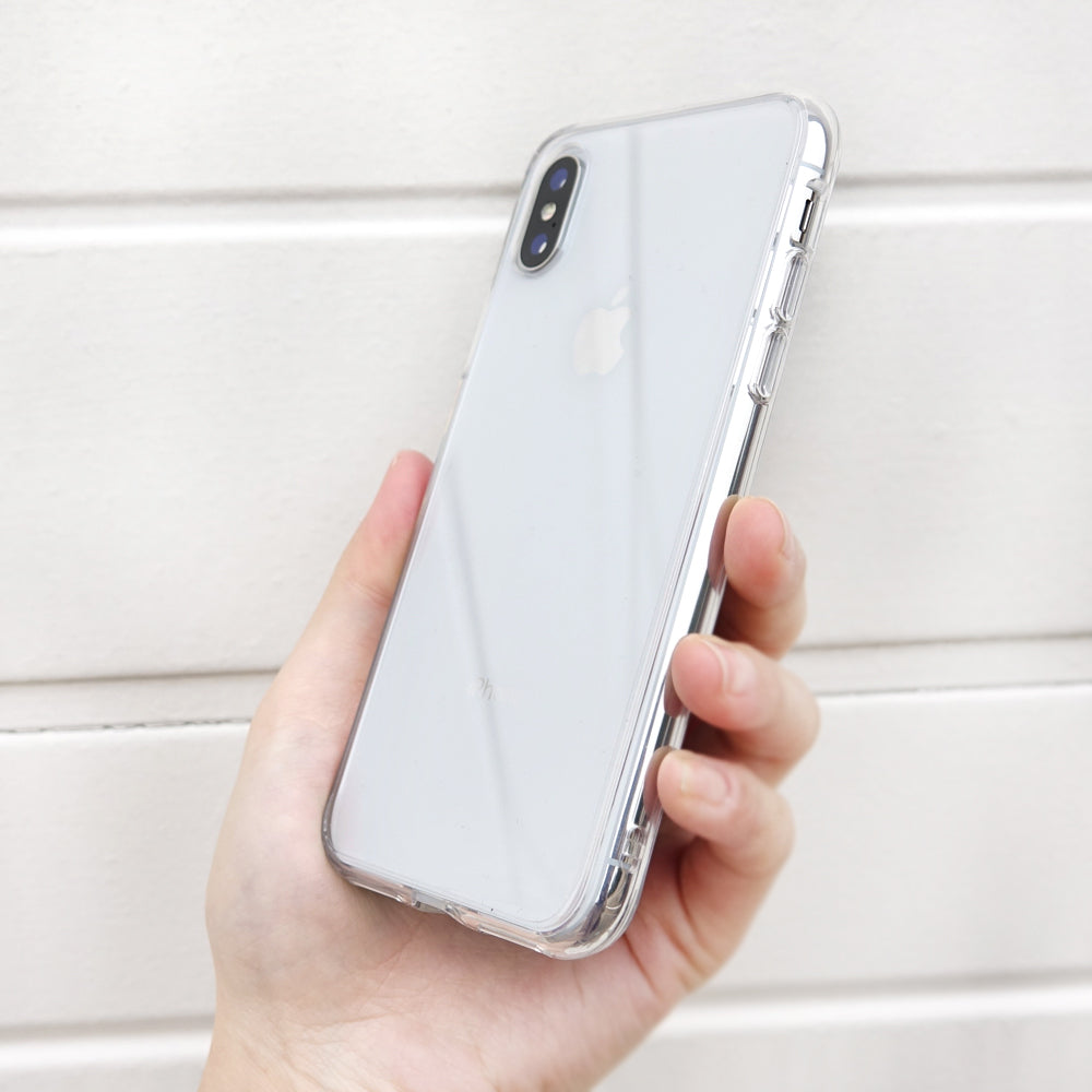 ringke fusion for iphone x case cover main clear real