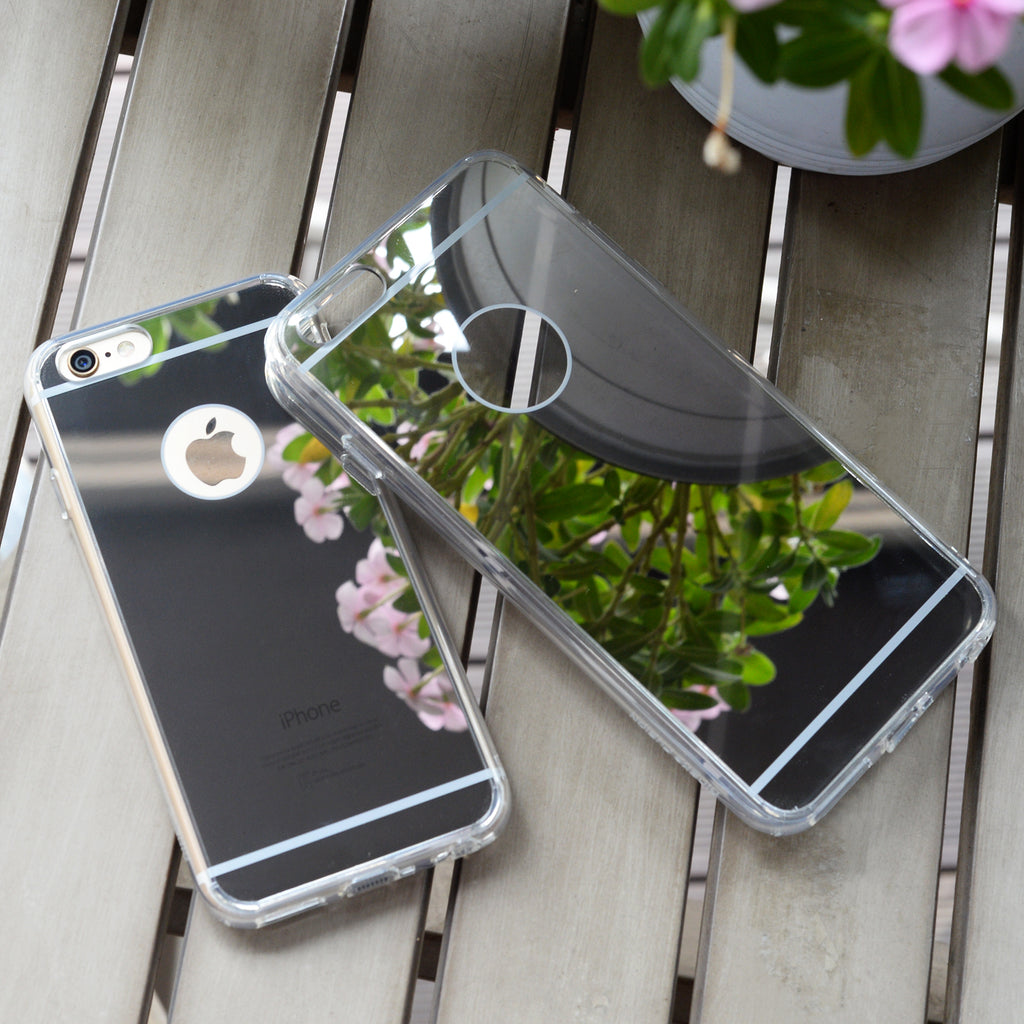 ringke mirror back hard back case cover for iphone 6 plus 6s plus mirror