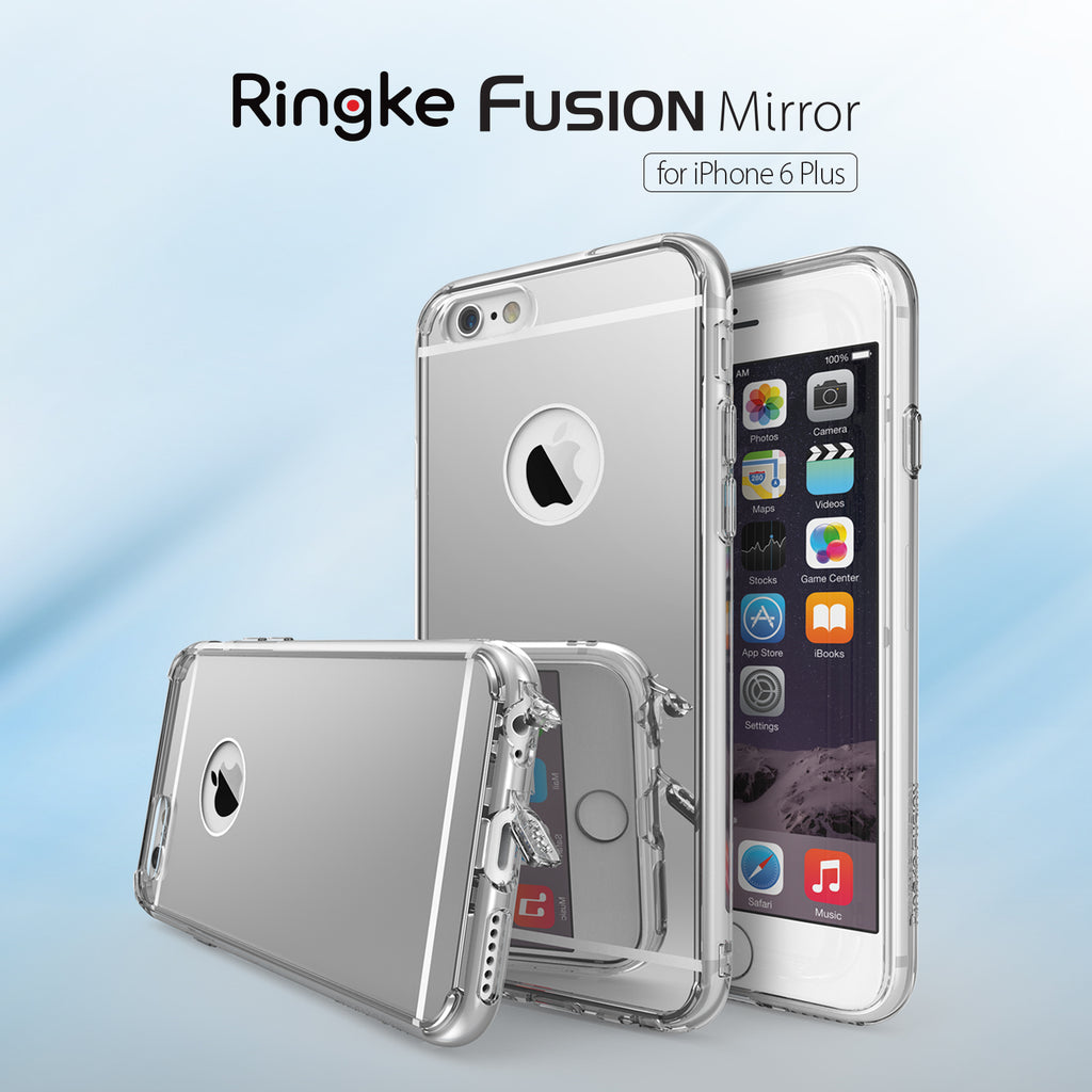 ringke mirror back hard back case cover for iphone 6 6s main