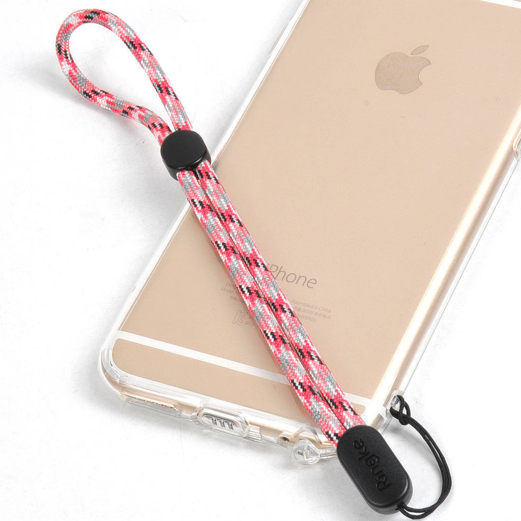 ringke paracord wrist strap pair it with smart phones