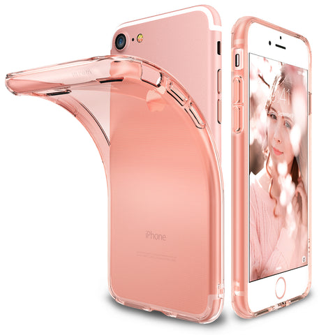 iPhone 7 Case, Ringke® [AIR] Extreme Lightweight & Thin Transparent Soft Flexible TPU Case
