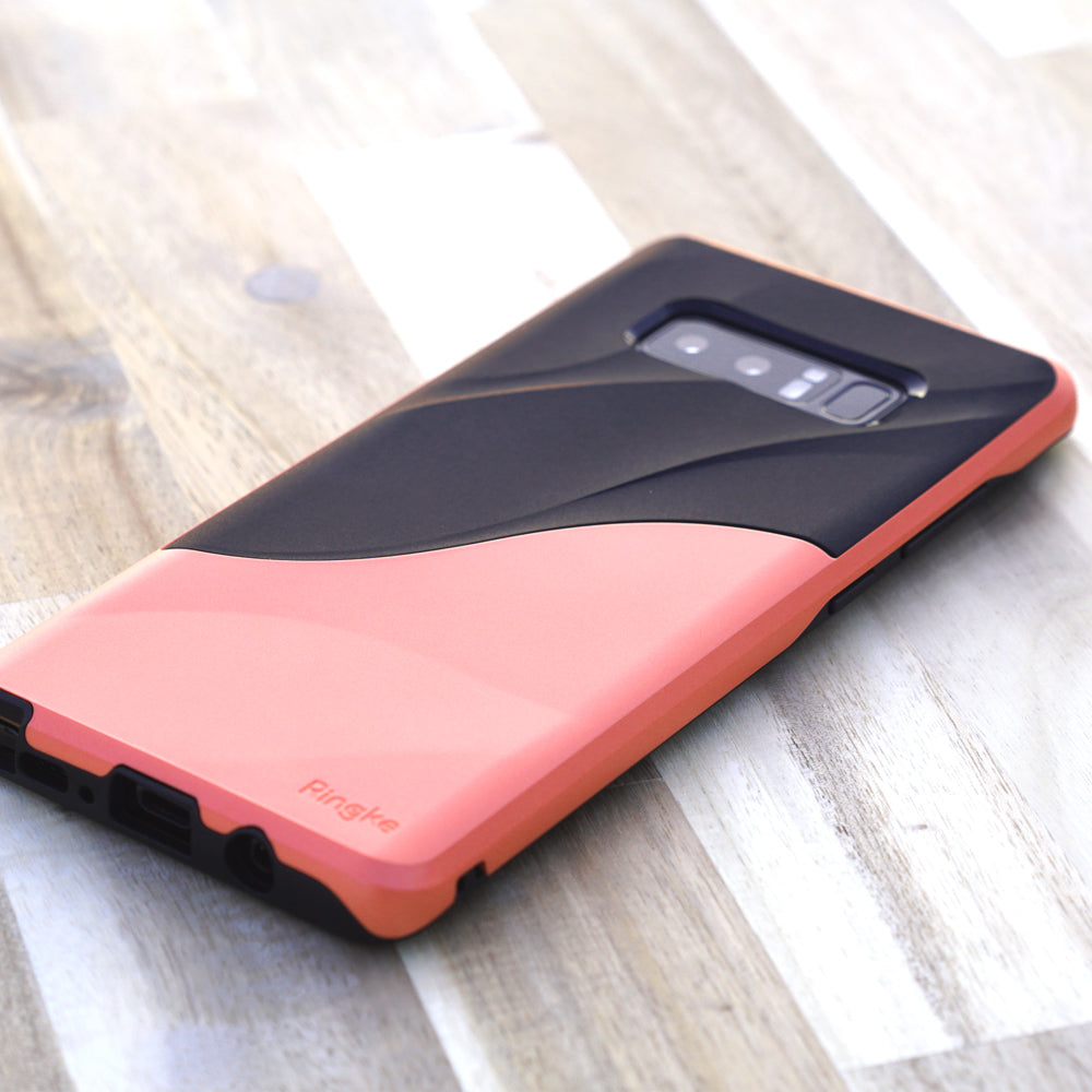 ringke wave case for samsung galaxy note 8 radical oragne