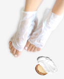 AVRY BEAUTY : SHEA BUTTER SOCKS **NEW PACKAGE** - NailSuperCenter.com
