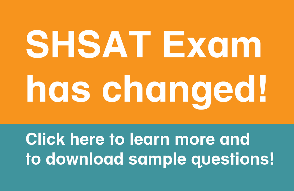 New SHSAT and How You Can Prepare