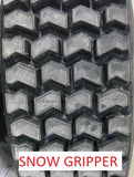"Set of four (4) 37"" Tires on 22.5"" Wheels BOBCAT SPECIFIC Pattern"