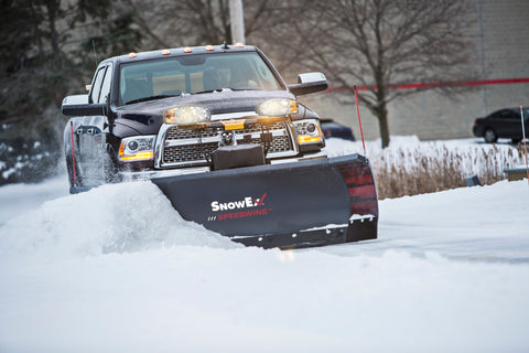 SnowEx 8600 SPEEDWING Snow Plow