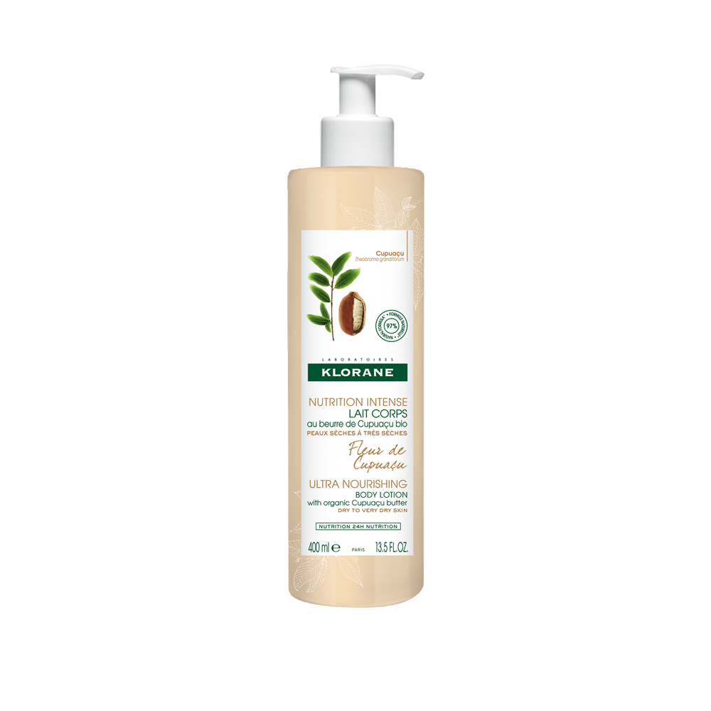 Klorane Bodylotion Cupuaçublüte 400ml