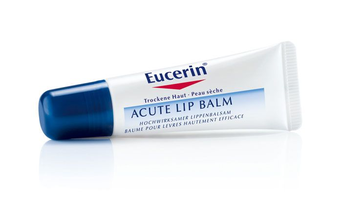 Eucerin Akut Lip Balm 10ml
