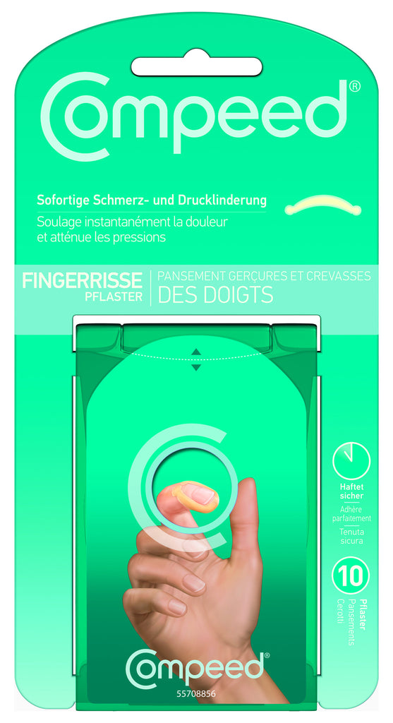 Compeed Fingerrisspflaster 10Stk
