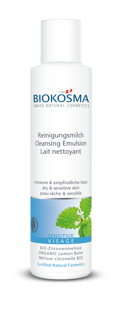 Biokosma Sensitive Reinigungsmilch 150ml