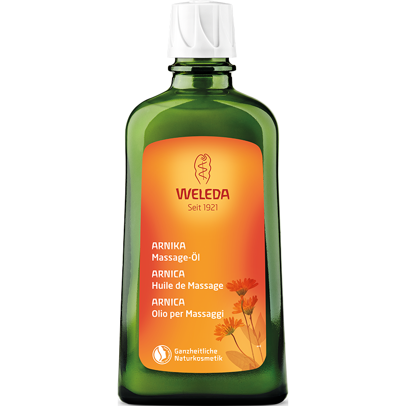 Weleda Arnika Massageöl 200ml
