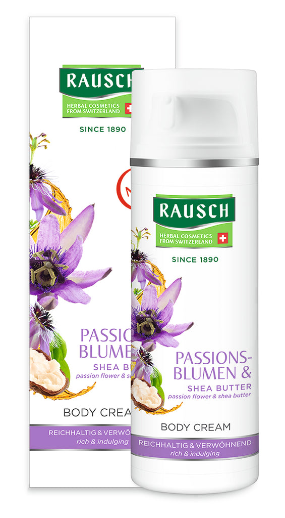 Rausch Passionsblumen Body Cream 150ml