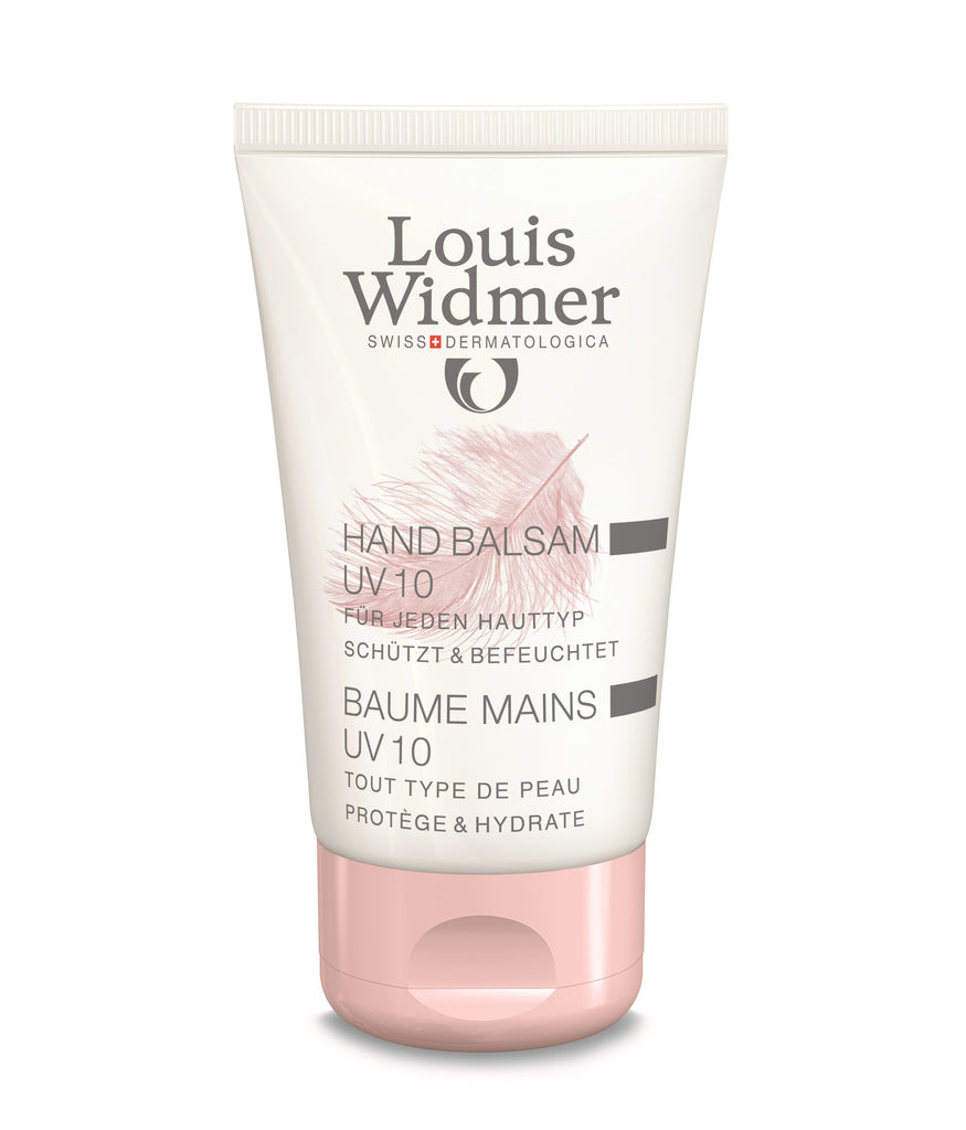 Louis Widmer Handbalsam UV 10 50ml