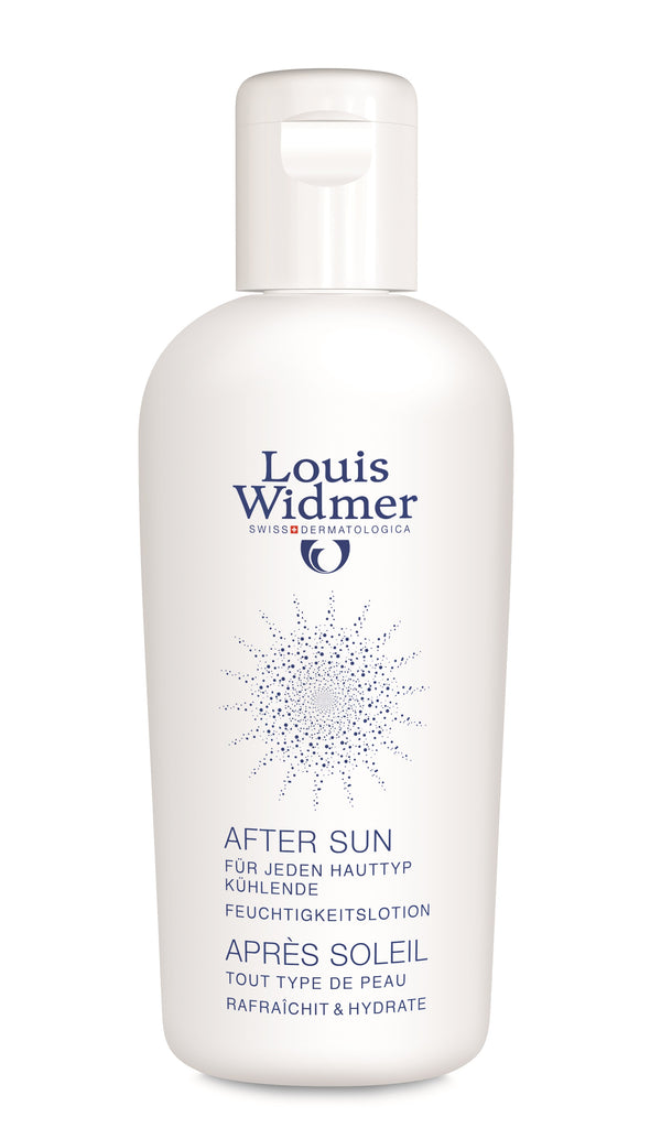 Louis Widmer After Sun 150ml parfümiert
