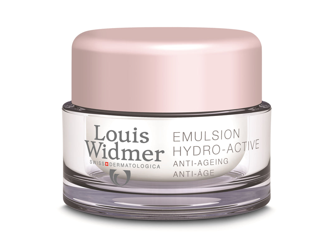 Louis Widmer Tagesemulsion Hydro-Active unparfumiert 50ml