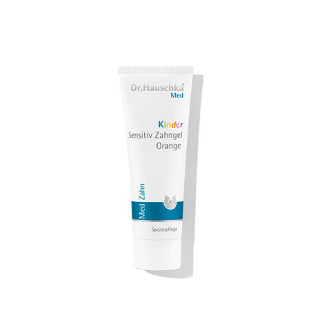 Dr. Hauschka Med Kinder Sensitiv Zahngel Orange