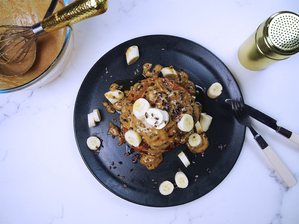 Video: The Sexiest Pancakes We've Ever Seen