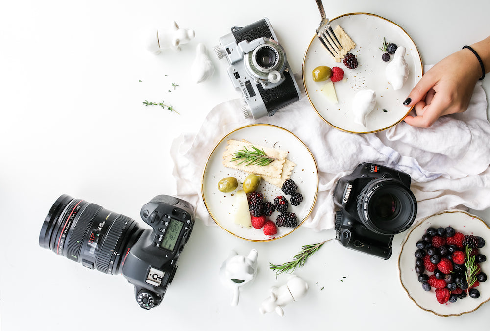 6 Food Photography Styling Secrets