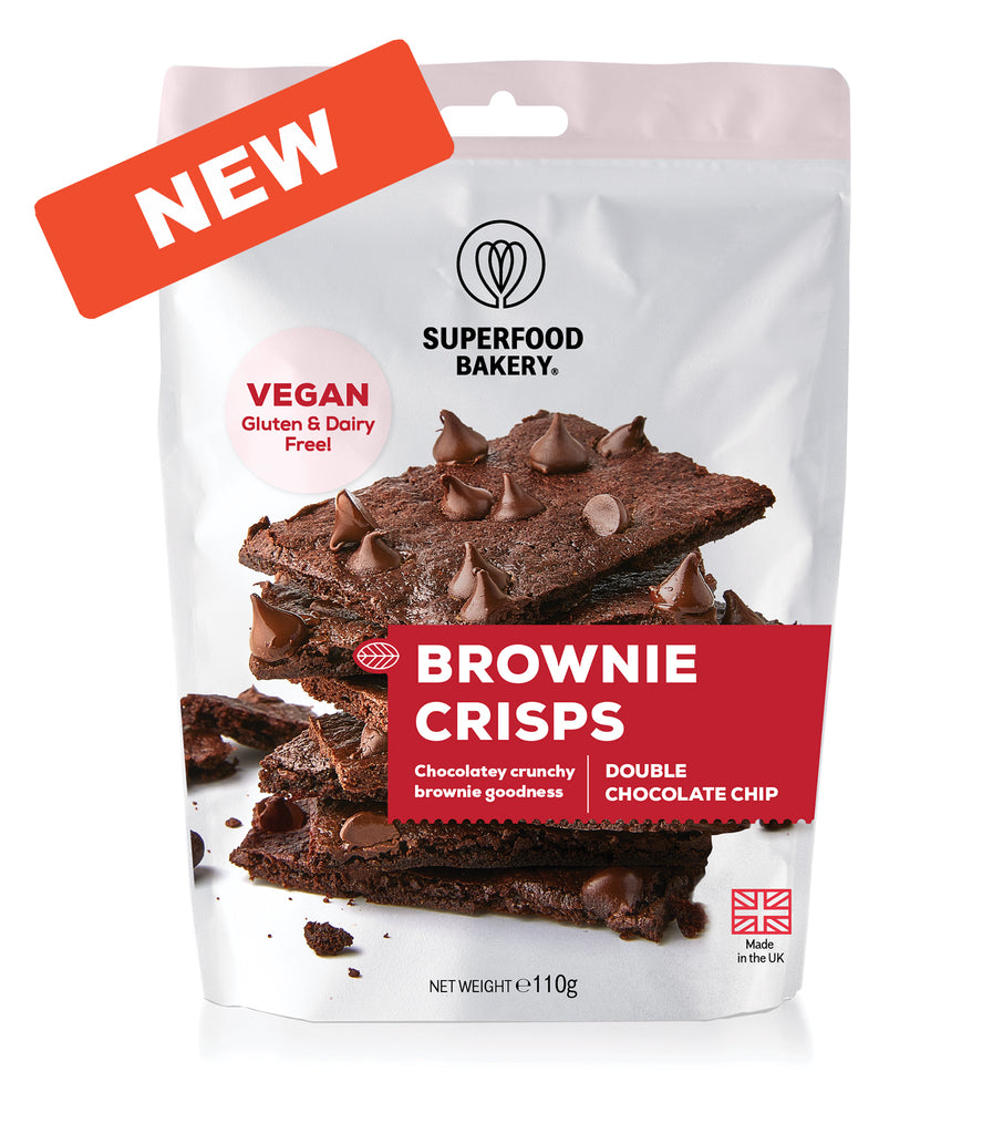Brownie Crisps (Double Choc Chip)