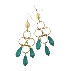 Chandelier Earrings 2814 j