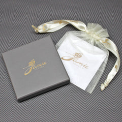 Jamie London luxury embossed gift box