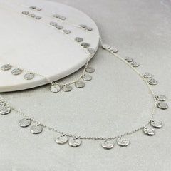 Chains of Silver, short and long set