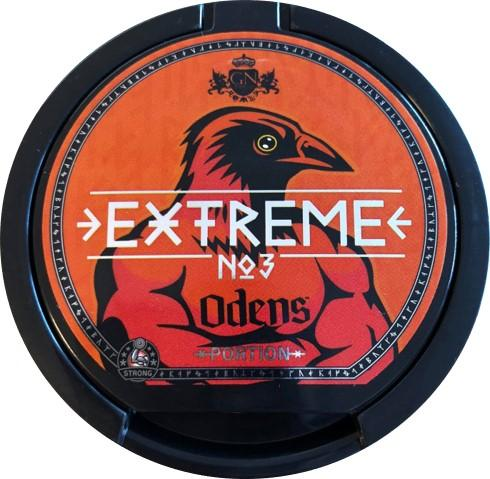 Odens NO3 Extreme Portion