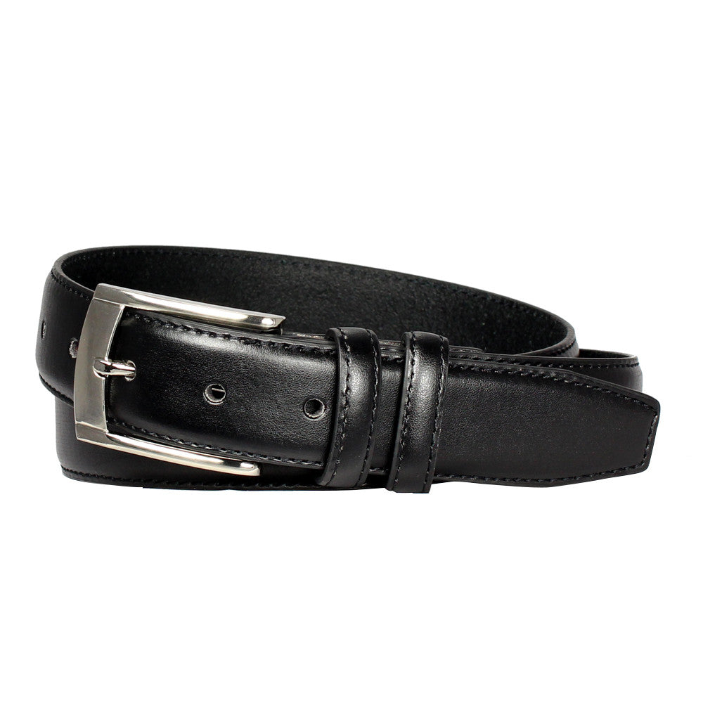 ... 2-Pack Men s Black   Brown Leather Dress Belts - A3501 2 - DBABESTDEALS  ... ca9edc942776