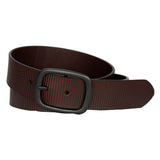 Men's Thin Striped Square Buckle Belt - GL503 - DBABESTDEALS