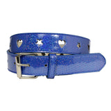 Girl's Stars & Hearts Cut-Out Belt - GB101 - DBABESTDEALS