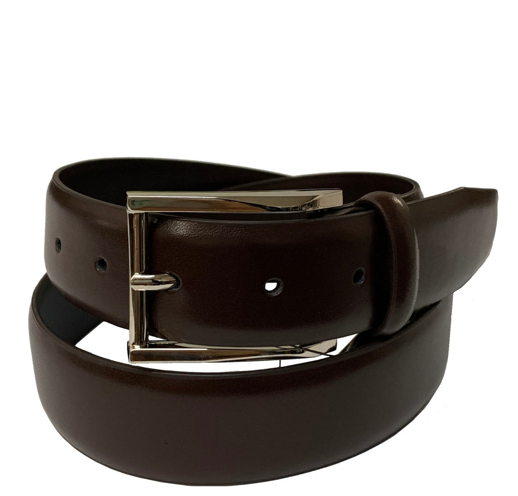 Men's Genuine Leather Classy Dress Belt - UB3510