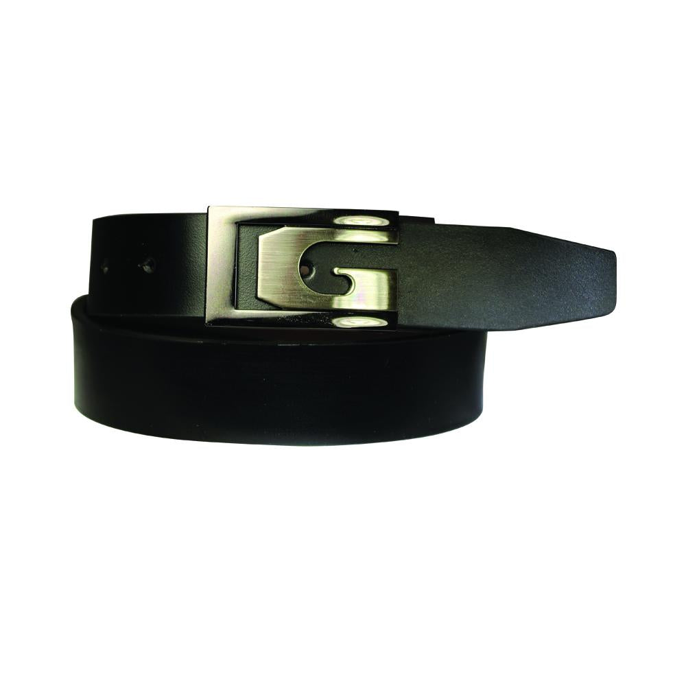 'G' Buckle Leather Reversible Belt - UB805REV - DBABESTDEALS