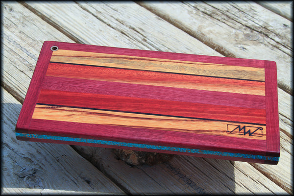 Navajo Sunset, Cutting Board #001