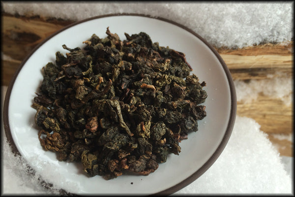 Traditional Tieguanyin, Spring 2019