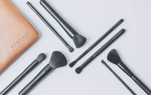 KISANII CRUELTY-FREE MAKEUP BRUSHES