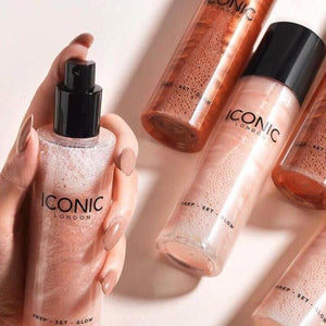 Bronzer Highlighter Liquid Setting Spray Illuminating Face Shimmer Long-lasting Brighten Glow Face Glow Highlighter Makeup Face