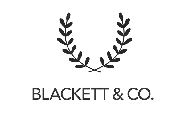 BLACKETT & CO. natural soy candles Ottawa Ontario Canada