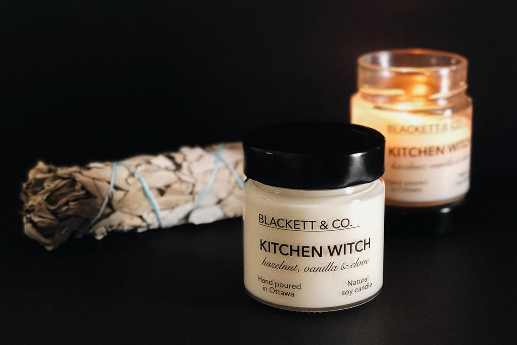 BLACKETT & CO. KITCHEN WITCH SOY CANDLE