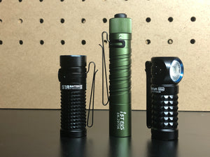 Versatile Flashlights