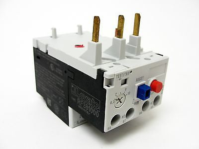 Lovato thermal overload relay RF381000 6,3... 10a upc: 8013975169902 - Industrial Sensors & Controls