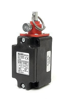 Lovato TL131310 Limit Switch, AC15 6A/250V, DC13 1.5A/24V, Ui 250v - Industrial Sensors & Controls