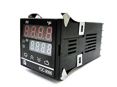 Future Design Controls FDC-9090 Temperature Controllers - Industrial Sensors & Controls