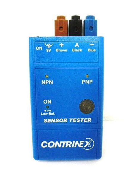 Contrinex sensor tester ATE-0000-010 w/ rechargeable battery/ usb port 600000033