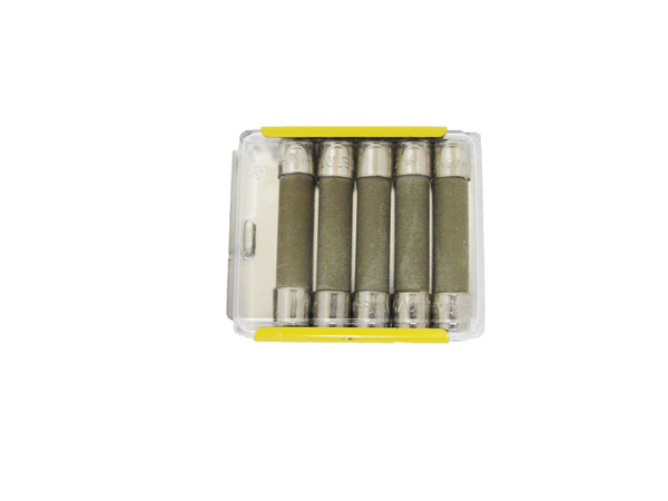 Bussmann MDA-1/2-R Fuses 0.5 amp, KB-9736 (Lot of 5)